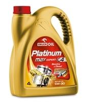 PLATINUM MAX EXPERT C4 5W/30 4L