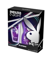 PLAYBOY ENDLESS F DNS 75ML + SG 250ML