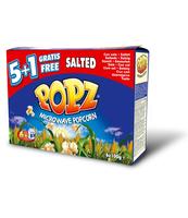 POPZ POPCORN DO MIKROFALÓWKI SOLONY 6 W CENIE 5 600 G