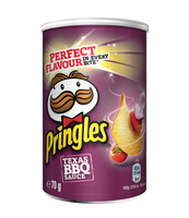PRINGLES BARBEQUE TUBA 70 G