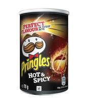 PRINGLES HOT & SPICY 70G