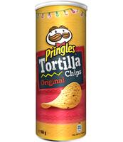 PRINGLES TORTILLA ORIGINAL 160 G