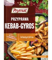 PRZYPRAWA KEBAB-GYROS 30G PRYMAT