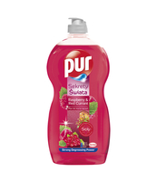 PUR SECRETS OF THE WORLD RASPBERRY & RED CURRANT 1200 ML