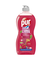 PUR SECRETS OF THE WORLD RASPBERRY & RED CURRANT 450 ML