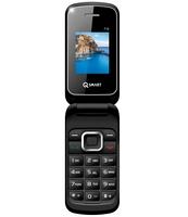 TELEFON KOMÓRKOWY QSMART F18 CZARNY