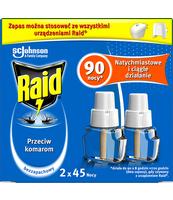 RAID - ZAPAS DO URZĄDZENIA ELEKTR. 90 NOCY 54ML