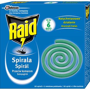 SPIRALA RAID