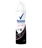 REXONA INVISIBLE PURE SPRAY 150ML