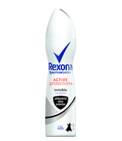 REXONA SPRAY ACTIVE PROTECTION + INVISIBLE 150ML