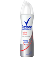 REXONA WOMEN SPRAY ACTIVE SHIELD 150ML
