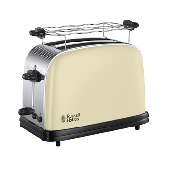 TOSTER RUSSELL HOBBS COLOURS PLUS CLASSIC CREAM