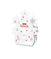 RAFFAELLO SNOWFLAKE, PRALINY 40G