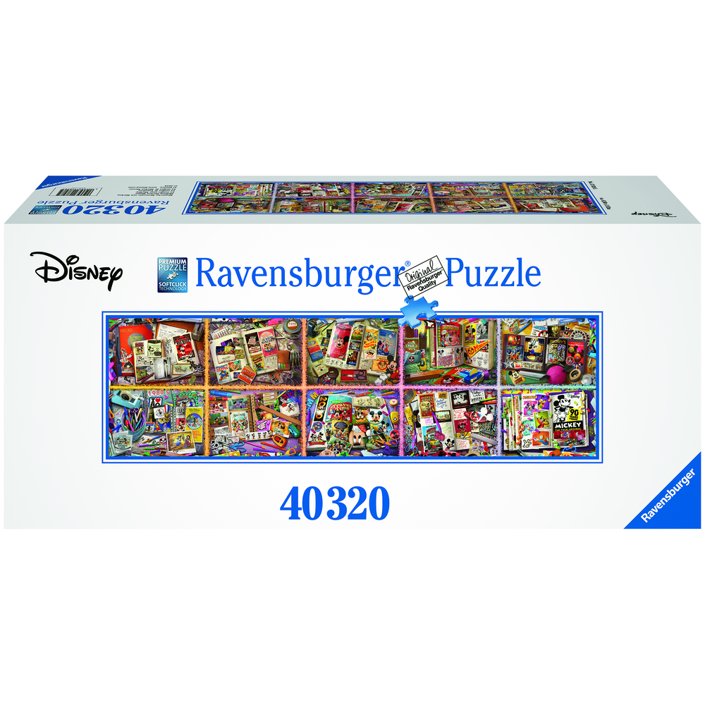 PUZZLE DISNEY - MICKEY MOUSE 40320 ELEMENTÓW