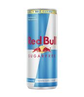 RED BULL ENERGY DRINK SUGAR FREE 250 ML