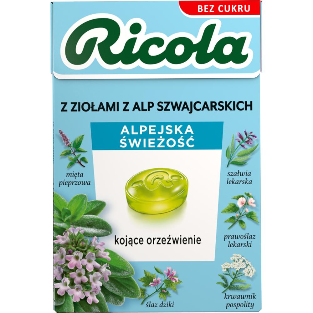 RICOLA ALPEJSKA ŚWIEŻOŚĆ 27,5G