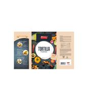 TORTILLA SANDRA 315G/5SZTX25CM