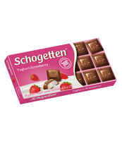 SCHOGETTEN YOGHURT - STRAWBERRY 100G