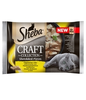 SHEBA CRAFT COLLECT SMAKI DROBIOWE 4X85G