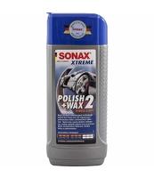 WOSK LEKKOŚCIERNY SONAX XTREME POLISH&WAX 2 NANOPRO 250 ML