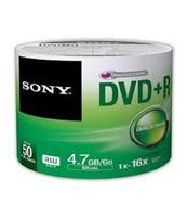PŁYTY SONY DVD+R 50SZT.50DPR47SB
