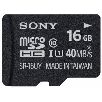 Sony Karta Micro 16gb Sd Adaptersr16uya Selgros24 Pl