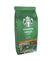 STARBUCKS HOUSE BLEND MEDIUM ROAST 200 G
