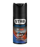 DEZODORANT 150 ML BODY REACT 48H STR8