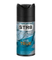 DEZODORANT 150 ML LIVE TRUE STR8