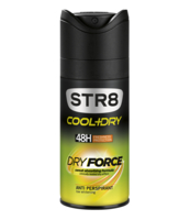 DEZODORANT 150ML DRY FORCE 48H STR8