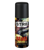 DEZODORANT 150ML REBEL STR8