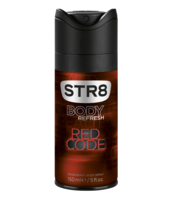 DEZODORANT 150ML RED CODE STR8