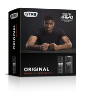 STR8 DEZODORANT 150 ML +ŻEL 250 ML ORIGINAL