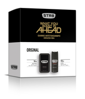 STR8 WODA TOALETOWA 50 ML + DEZODORANT 150 ML ORIGINAL
