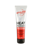 STYLING EFFECT HEAT PROTECTION & SMOOTHNESS TERMOOCHRONNA I WYGŁADZANIE. SERUM TERMOOCHRONNE DO WŁOSÓW Z PANTENOLEM. HEAT PROTECTION HAIR SERUM WITH PANTHENOL 100G