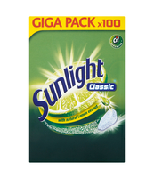 SUNLIGHT TABLETKI DO ZMYWAREK CLASSIC 100 SZT.