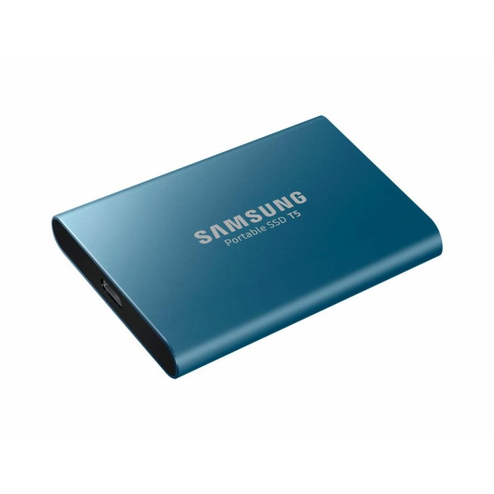 DYSK SSD SAMSUNG 500GB T5 EXTERNAL BLUE