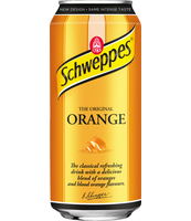 ORAN. SCHWEPPES ORANGE 330ML