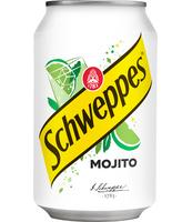 SCHWEPPES MOJITO 0,33L