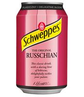 SCHWEPPES RUSSCHIAN 0,33L