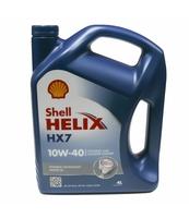 OLEJ SILNIKOWY SHELL HELIX HX7 10W/40 4L