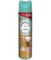 SIDOLUX M AEROZOL DO PIELĘGNACJI MEBLI - KWIAT 350ML