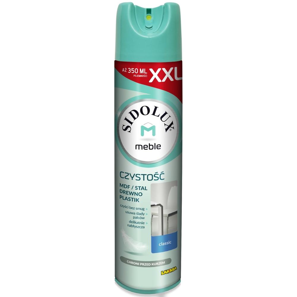 SIDOLUX M AEROZOL PRZECIW KURZOWI - CLASSIC 350ML