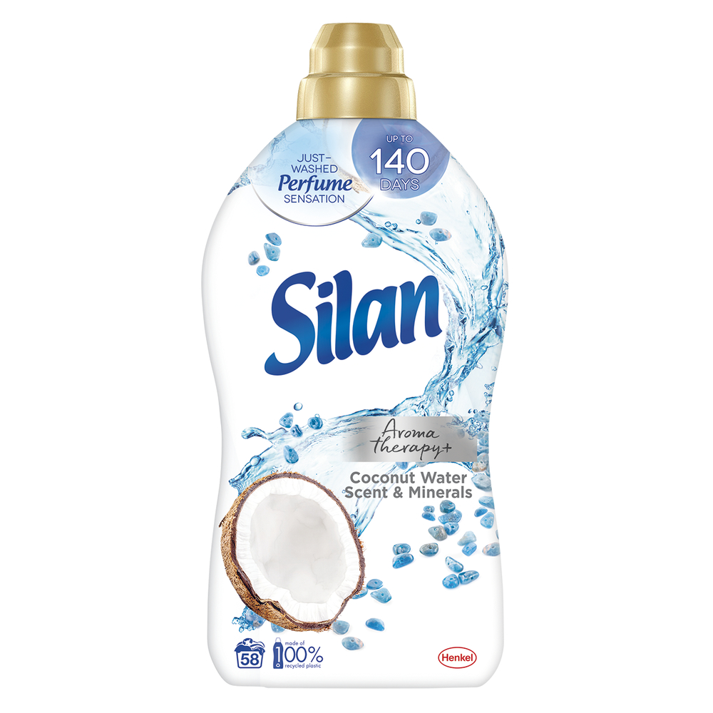 SILAN AROMATHERAPY+ COCONUT WATER SCENT & MINERALS 1450ML