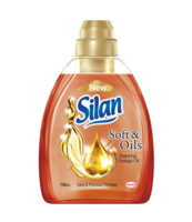SILAN SOFT&OILS INSPIRING ORANGE OIL 0,75L