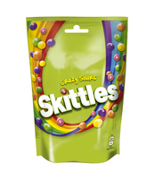 SKITTLES CRAZY SOURS 174 GRAMY