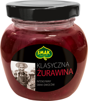 ŻURAWINA KLASYCZNA 190G SMAK