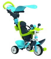 ROWEREK BABY DRIVER KOMFORT NIEBIESKI