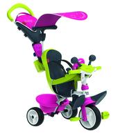 ROWEREK BABY DRIVER KOMFORT RÓŻOWY