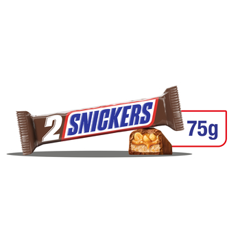 SNICKERS BATON 75G